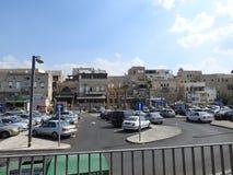 Η παλαιά πόλη του στρέμματος Ισραήλ Στοκ Εικόνες
