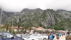 Η παλαιά πόλη Kotor στοκ φωτογραφία με δικαίωμα ελεύθερης χρήσης