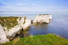 Η παλαιά του Harry ΟΥΝΕΣΚΟ ακτών βράχων Jurassic στοκ φωτογραφία με δικαίωμα ελεύθερης χρήσης