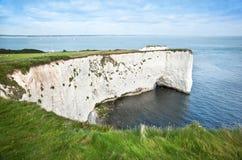 Η παλαιά του Harry ΟΥΝΕΣΚΟ ακτών βράχων Jurassic στοκ εικόνα με δικαίωμα ελεύθερης χρήσης