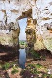 Η παλαιά του Harry ΟΥΝΕΣΚΟ ακτών βράχων Jurassic στοκ εικόνες