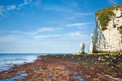Η παλαιά του Harry ΟΥΝΕΣΚΟ ακτών βράχων Jurassic στοκ φωτογραφίες