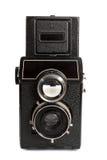 Η παλαιά φωτογραφική μηχανή Στοκ εικόνες με δικαίωμα ελεύθερης χρήσης