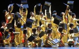 Η πανεπιστημιακή επίδειξη τέχνης της 4ης Κίνας Στοκ εικόνες με δικαίωμα ελεύθερης χρήσης