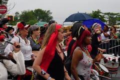 Η παρέλαση 31 γοργόνων του 2015 στοκ εικόνες
