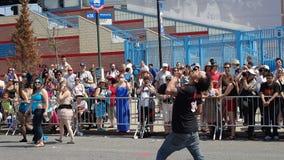 Η παρέλαση 149 γοργόνων Coney Island του 2013 στοκ φωτογραφία με δικαίωμα ελεύθερης χρήσης
