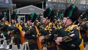 Η παρέλαση 142 ημέρας Αγίου Πάτρικ του 2015 Στοκ φωτογραφία με δικαίωμα ελεύθερης χρήσης