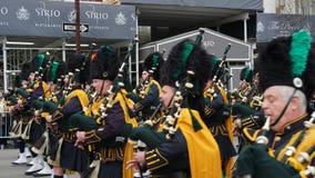 Η παρέλαση 143 ημέρας Αγίου Πάτρικ του 2015 Στοκ Εικόνες