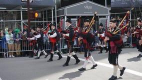 Η παρέλαση 304 ημέρας Αγίου Πάτρικ του 2015 Στοκ Φωτογραφία