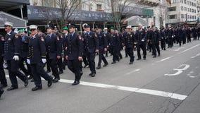 Η παρέλαση 117 ημέρας Αγίου Πάτρικ του 2015 Στοκ Φωτογραφία