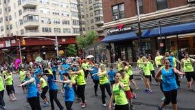 Η παρέλαση Νέα Υόρκη 151 χορού του 2013 Στοκ Εικόνες