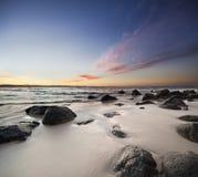 η παραλία καλύπτει τους &kap Στοκ Εικόνα