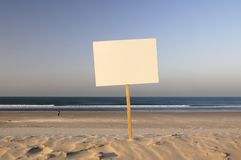 η παραλία πωλεί Στοκ Εικόνες