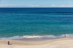 Η παραλία της Bronte, που είναι βρίσκεται 7 χιλιόμετρα ανατολικά το Sydne στοκ φωτογραφία με δικαίωμα ελεύθερης χρήσης