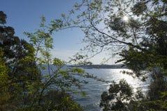 Η παραλία του Orion από Sonabia Στοκ φωτογραφία με δικαίωμα ελεύθερης χρήσης