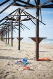Η παραλία Στοκ φωτογραφίες με δικαίωμα ελεύθερης χρήσης