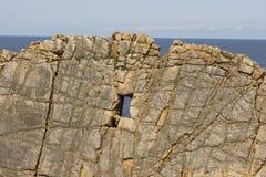 Η παραλία Arnia Στοκ φωτογραφίες με δικαίωμα ελεύθερης χρήσης
