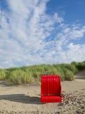 Η παραλία Juist Στοκ φωτογραφία με δικαίωμα ελεύθερης χρήσης