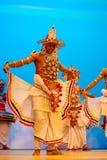 Η παραδοσιακή απόδοση χορού Lankan Sri παρουσιάζει Στοκ Εικόνα