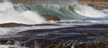 Η παλίρροια Στοκ φωτογραφίες με δικαίωμα ελεύθερης χρήσης