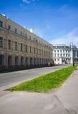 Η παλαιά Αγία Πετρούπολη Sreets Στοκ φωτογραφία με δικαίωμα ελεύθερης χρήσης