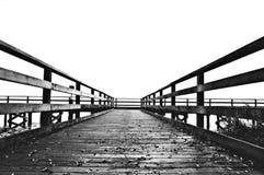 Η παλαιά γέφυρα στοκ φωτογραφίες με δικαίωμα ελεύθερης χρήσης