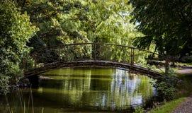 Η παλαιά γέφυρα Στοκ Εικόνες