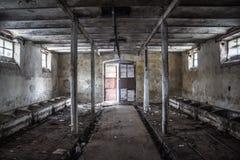 Η παλαιά εγκαταλειμμένη σιταποθήκη Στοκ φωτογραφίες με δικαίωμα ελεύθερης χρήσης