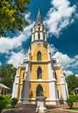 Η παλαιά εκκλησία στο πάρκο Στοκ Φωτογραφία