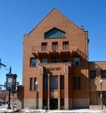 Η παλαιά δεύτερη National Bank Στοκ Εικόνα