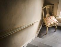 Η παλαιά καρέκλα Στοκ Εικόνες