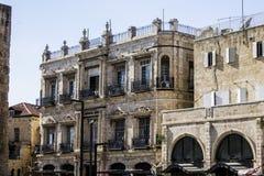 Η παλαιά πόλη της Ιερουσαλήμ, Ισραήλ Στοκ εικόνες με δικαίωμα ελεύθερης χρήσης