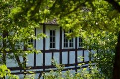 Η παλαιά πόλη της Οντένσε Στοκ φωτογραφία με δικαίωμα ελεύθερης χρήσης