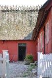 Η παλαιά πόλη της Οντένσε Στοκ εικόνες με δικαίωμα ελεύθερης χρήσης