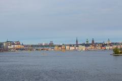Η παλαιά πόλη της Στοκχόλμης Στοκ εικόνες με δικαίωμα ελεύθερης χρήσης