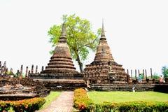 Η παλαιά πόλη της Ταϊλάνδης σε 800 έτος Στοκ Εικόνες
