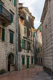 Η παλαιά πόλη Kotor, φρούριο στοκ εικόνες με δικαίωμα ελεύθερης χρήσης