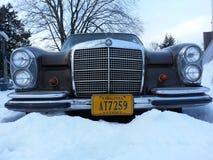 Η παλαιά Mercedes Στοκ φωτογραφία με δικαίωμα ελεύθερης χρήσης