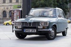 Η παλαιά Renault Στοκ Εικόνες