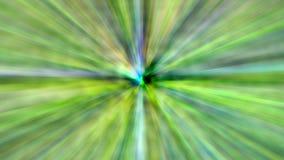 Η περίληψη ζωντάνεψε το πράσινο υπόβαθρο κινήσεων της περιστροφής των γραμμών 1920x1080 ελεύθερη απεικόνιση δικαιώματος