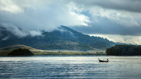 Η περίοδος βροχών στην Ασία στοκ φωτογραφία με δικαίωμα ελεύθερης χρήσης