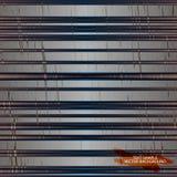 Η περίληψη υποβάθρου με τη διατομή των γραμμών Στοκ φωτογραφία με δικαίωμα ελεύθερης χρήσης