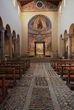 Η περιοχή του SAN Saba στη Ρώμη κόσμος volubilis της ΟΥΝΕΣΚΟ περιοχών του Μαρόκου καταλόγων κληρονομιάς βασιλικών Στοκ Φωτογραφία