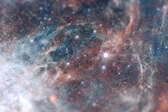 Η περιοχή 30 Doradus βρίσκεται στο μεγάλο γαλαξία σύννεφων Magellanic Στοκ φωτογραφίες με δικαίωμα ελεύθερης χρήσης