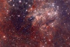 Η περιοχή 30 Doradus βρίσκεται στο μεγάλο γαλαξία σύννεφων Magellanic Στοκ Εικόνες