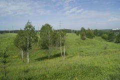 Η περιοχή Polesie Στοκ Φωτογραφίες