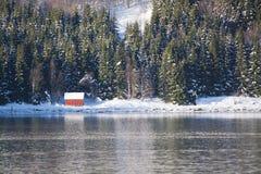 Η περιοχή Troms, Νορβηγία στοκ εικόνες