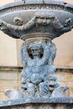 17η πηγή αιώνα σε Taormina, Ιταλία Στοκ Εικόνες