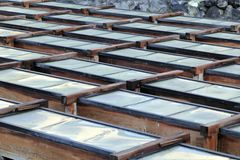 Η πηγή καυτού ελατηρίου Στοκ φωτογραφία με δικαίωμα ελεύθερης χρήσης