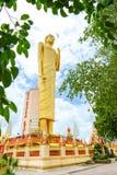 Η πιό ψηλή μόνιμη εικόνα του Βούδα στην Ταϊλάνδη Στοκ φωτογραφία με δικαίωμα ελεύθερης χρήσης